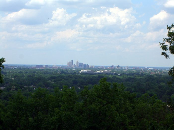 10. Iroquois Park Overlook