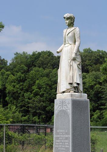 10. Pikeville Cemetery, Pikeville.