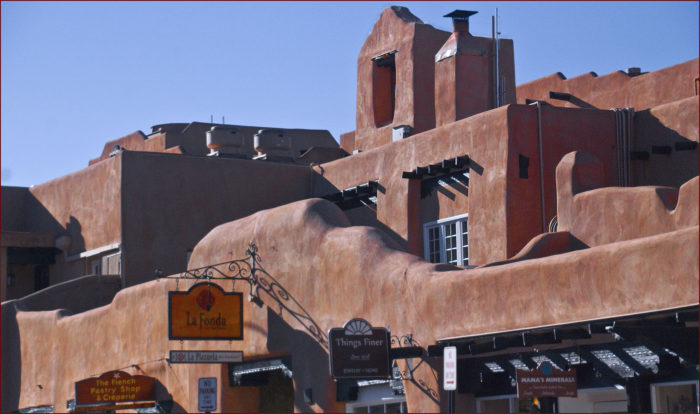 7. La Fonda (Santa Fe, New Mexico)