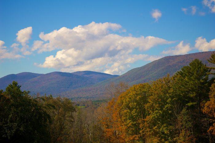 10.  Equinox Mountain