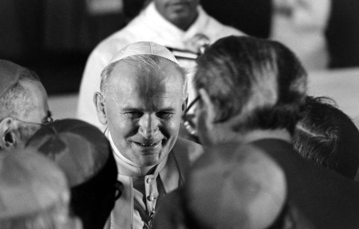 "4. Pope John Paul II deemed San Antonio the ""most Catholic"" city in the country."