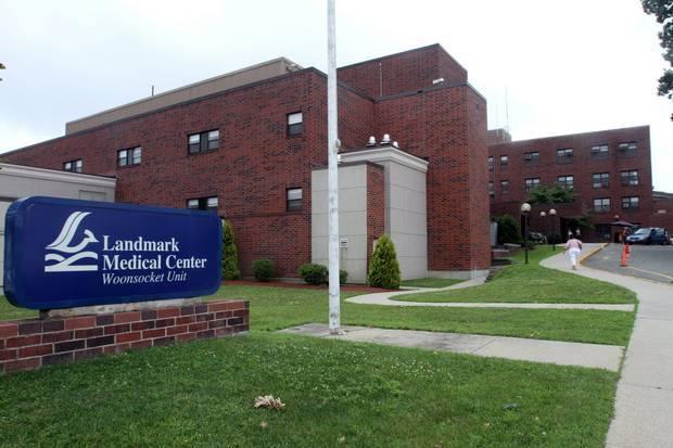 8. Landmark Medical Center, Woonsocket