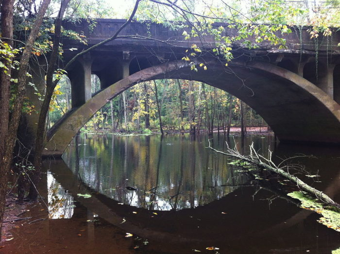 1. Arrawanna Bridge (Middletown)