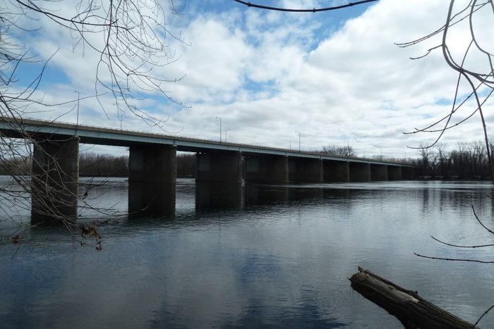 4. Bissell Bridge (Windsor)