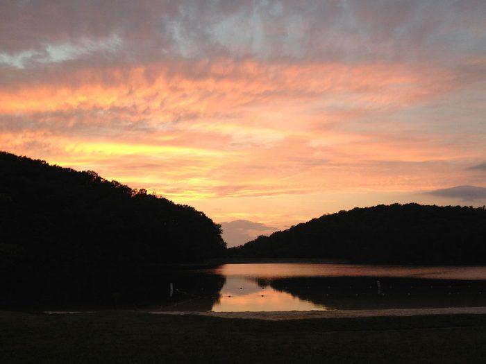 4. Greenbrier Lake