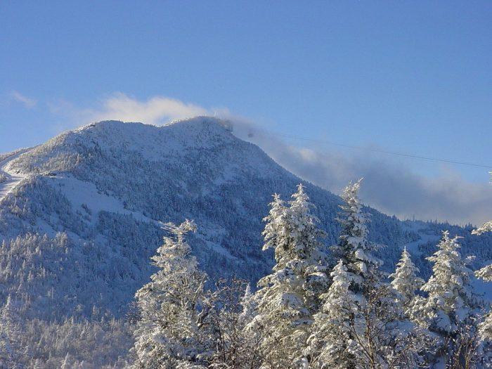 9.  Jay Peak