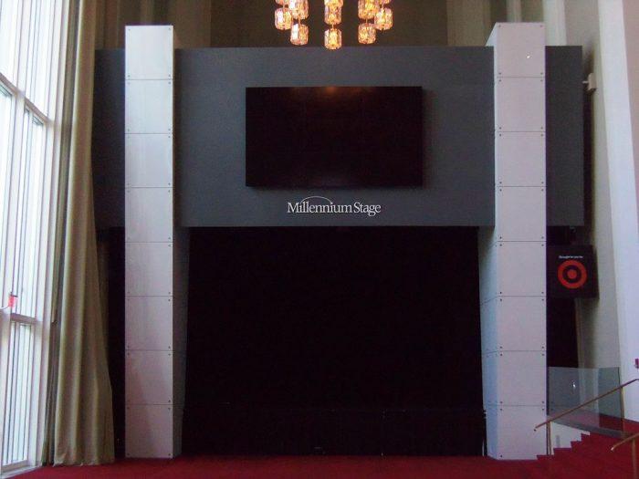 9. Kennedy Center Millennium Stage