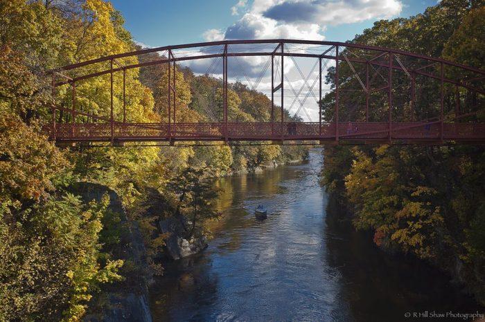 5. Lover's Leap Bridge (New Milford)