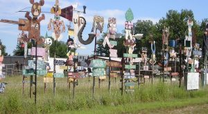 11 Bizarre Roadside Attractions In Kansas That Will Make You Do A Double Take