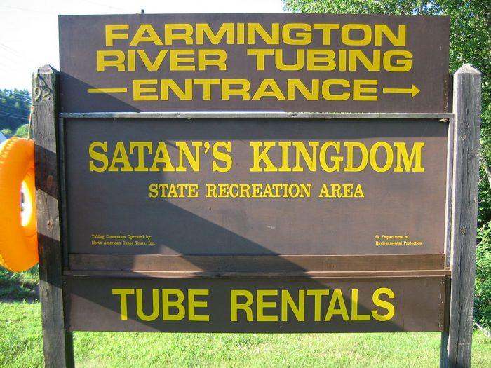 10. Satan's Kingdom (New Hartford)