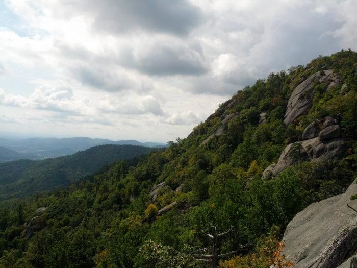 6. Bluff Mountain, Virginia