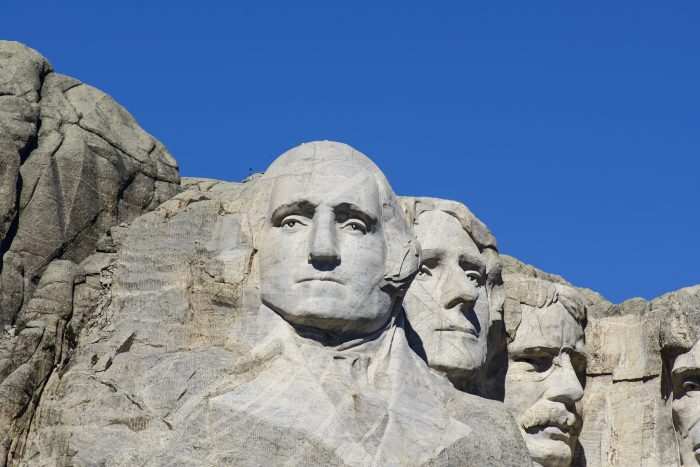 11 interesting facts about mt rushmore in south dakota for Mount rushmore history facts