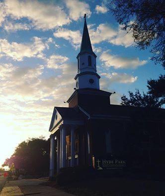 1. Hyde Park Presbyterian Church
