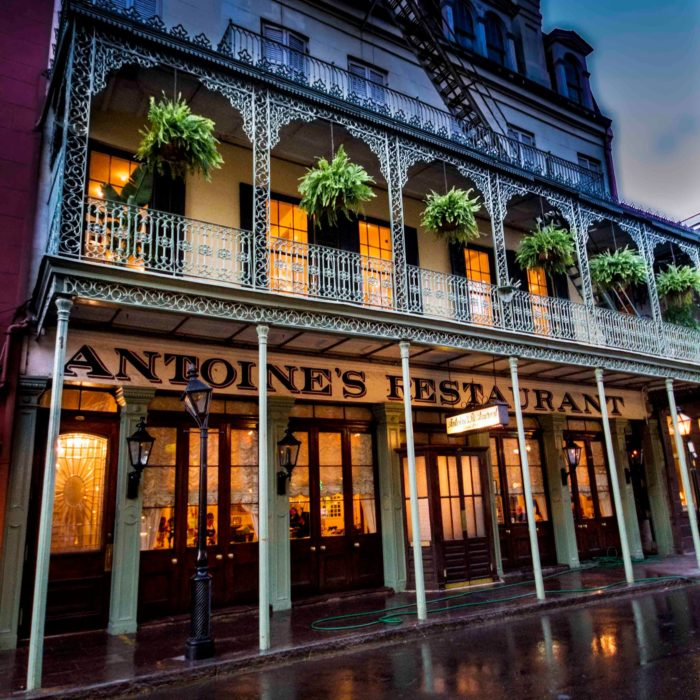 Only One Restaurant To Visit In New Orleans