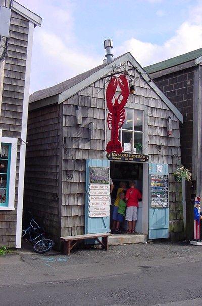 11. Roy Moore Lobster Co., Rockport