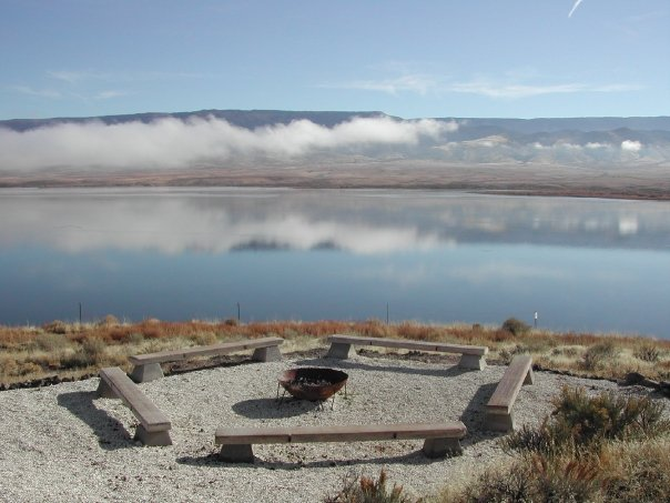 10. Otter Creek Reservoir, Antimony