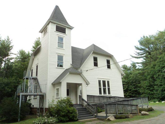 6. Moores Corner Church