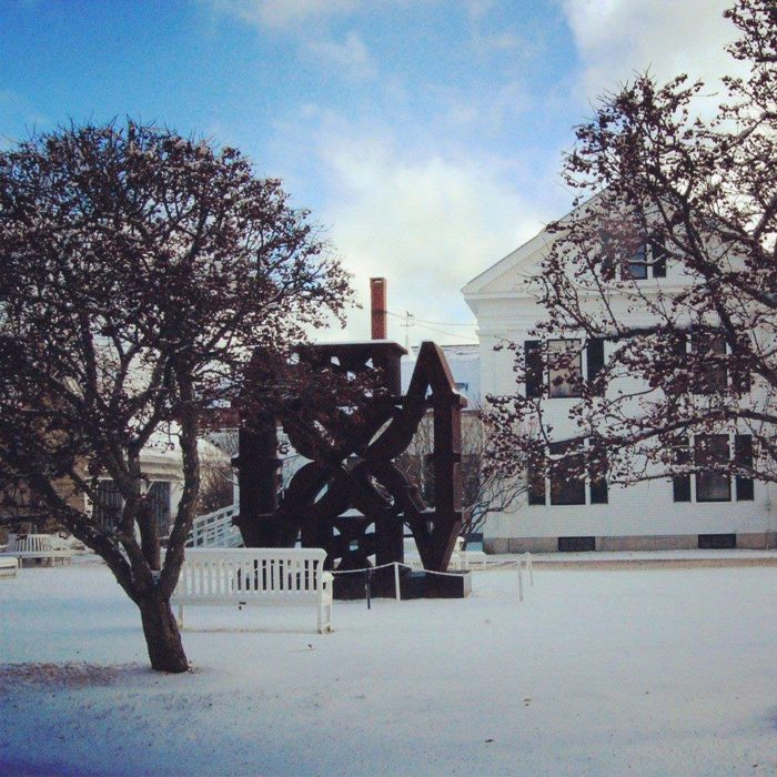 5. While we love it, skip The Farnsworth Art Museum in Rockland and head to...