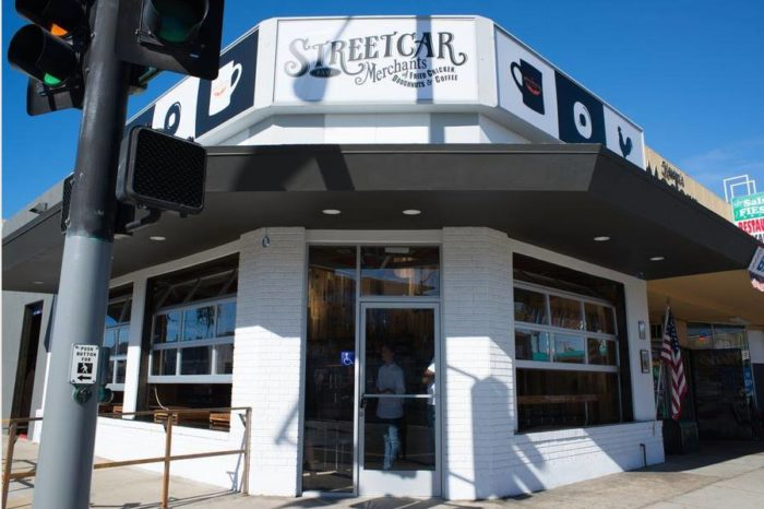 6. Streetcar Merchants of Fried Chicken, Doughnuts and Coffee -- San Diego