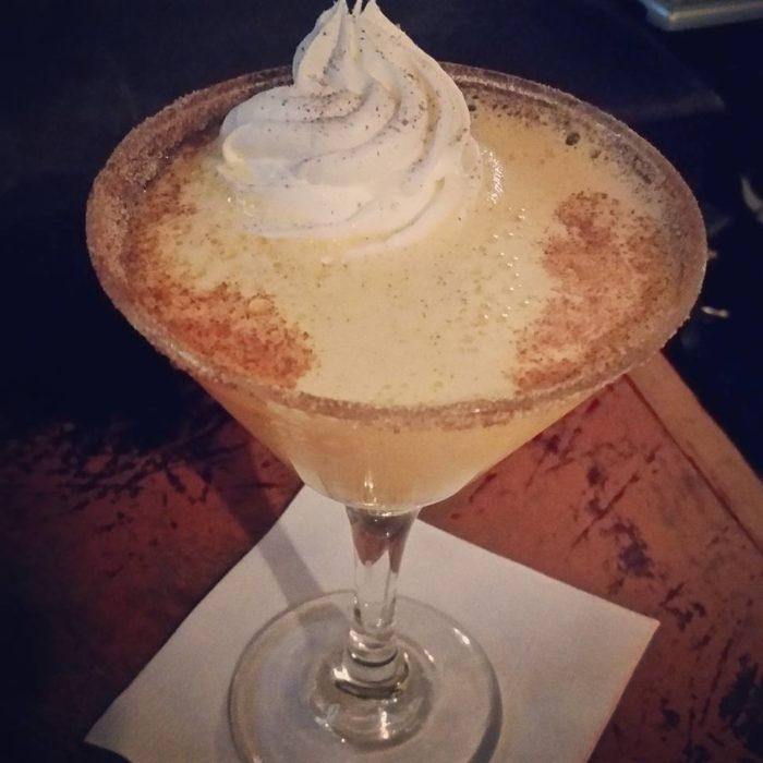 8. Martinis (Hank's Restaurant, Brooklyn)