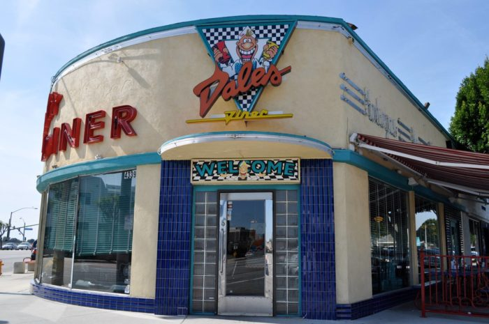8. Dale's Diner -- Long Beach
