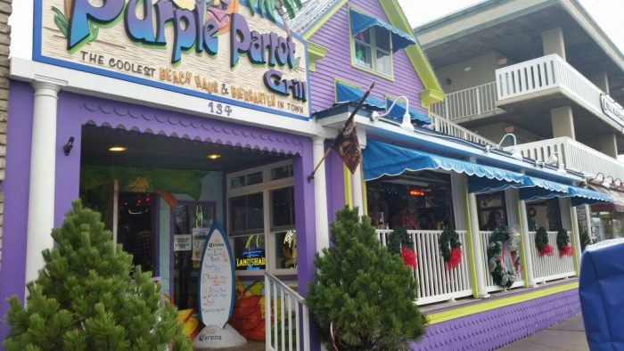 12. The Purple Parrot, Rehoboth Beach