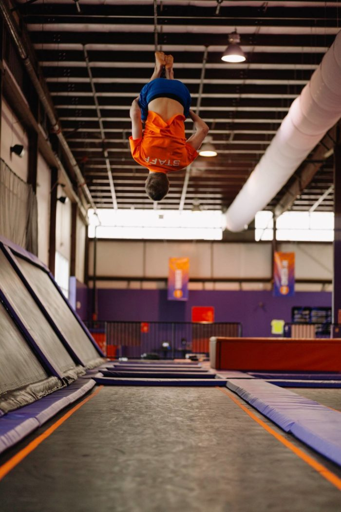 9. Altitude Trampoline Park (Little Rock)