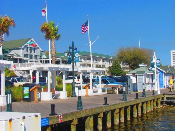 4. Destin Harbor Boardwalk