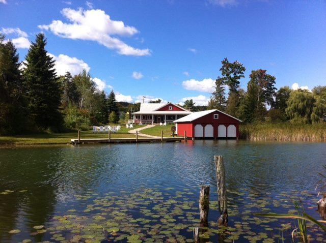 4. Boathouse Vineyards (115 St Mary's Street, Lake Leelanau)