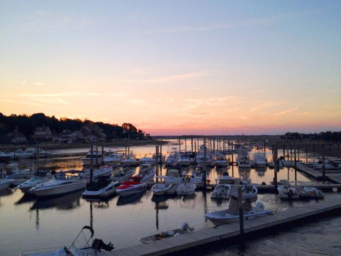 9. Scituate Harbor