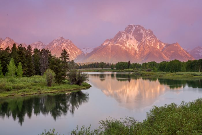 9. Oxbow Bend