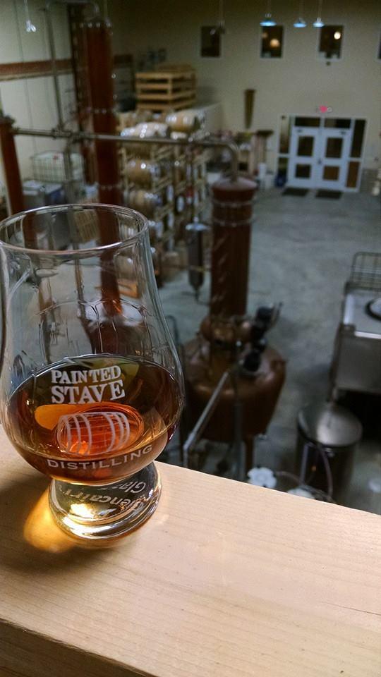 5. Painted Stave Distilling,  Smyrna