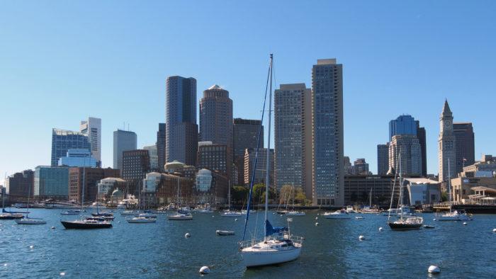 2. Boston Harbor