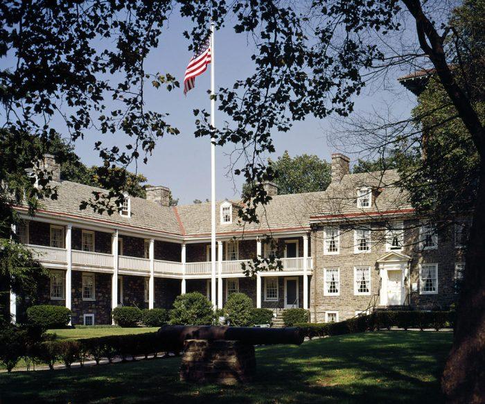 4. Old Barracks, Trenton