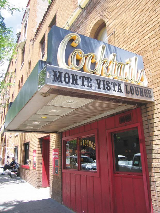 9. Monte Vista Cocktail Lounge, Flagstaff