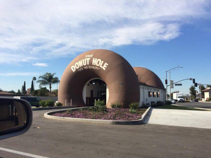 7. The Donut Hole -- La Puente