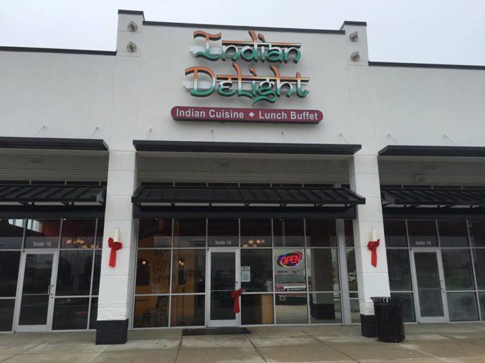 6. Indian: Indian Delight, Hattiesburg