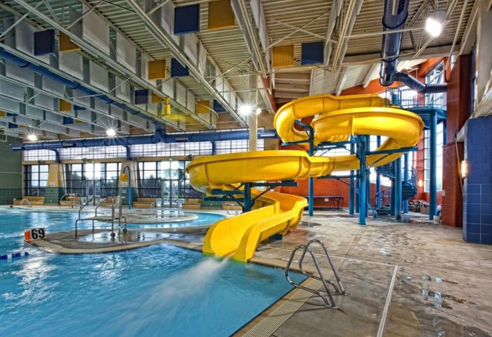 6. Pinedale Aquatic Center