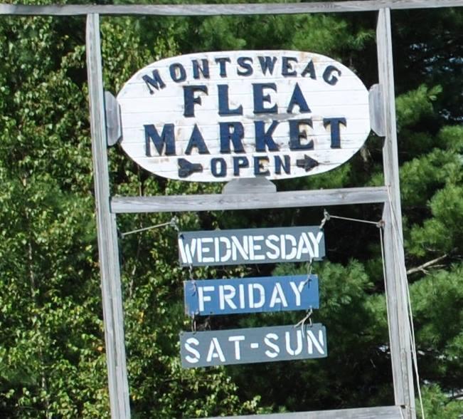 5. Montsweag Flea Market, Woolwich