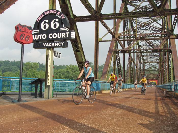10.Riverfront Trail – St. Louis