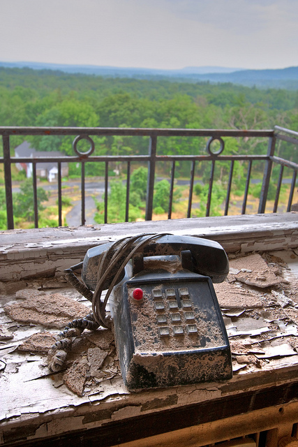 Today, the Inn at Buck Hills Falls remains abandoned, a daunting skeleton of its former self. Some, of course, remain certain the abandoned hotel is haunted while others claim those stories are just that – stories that hold no truth.