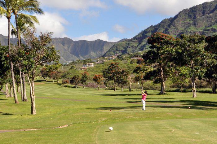 10. Makaha Resort + Golf Club