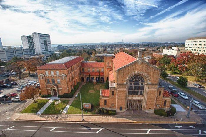 3. Central Christian Church