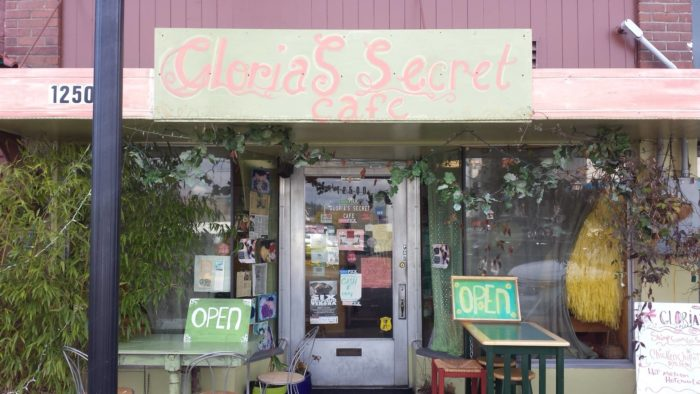 6. Gloria's Secret Cafe, Beaverton