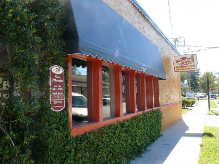 6. España Restaurant (Fernandina Beach)
