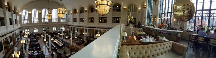 3. The Cooper Lounge at Union Station...