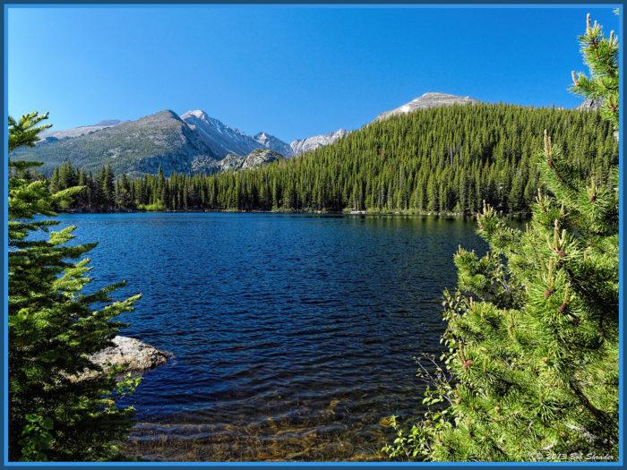 13. Bear Lake (Rocky Mountain National Park)