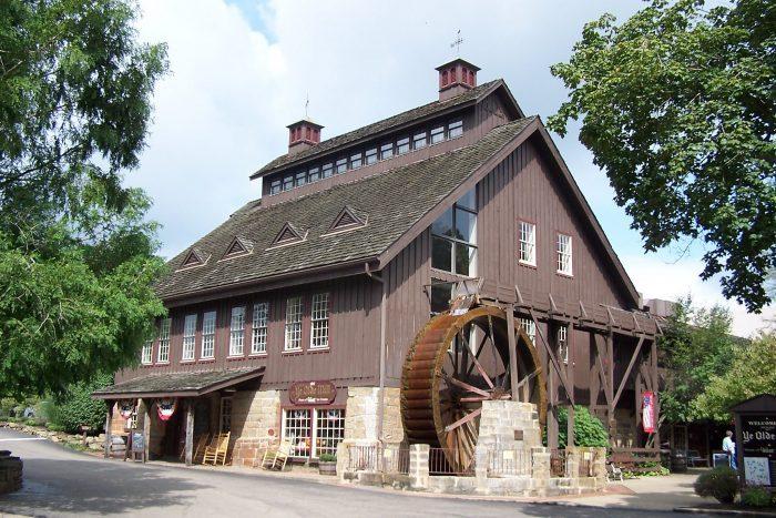 11. Ye Old Mill (Utica)