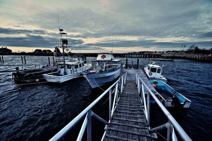 10. Provincetown Harbor