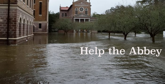 In March 2017, the abbey suffered from severe flooding and are still recovering.